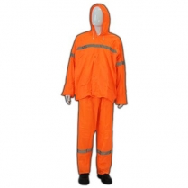Dromex Reflective Rubberised Rainwear