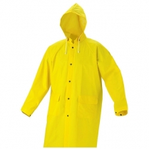 PVC Raincoats with Hood