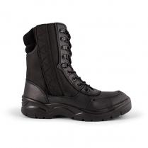 Rebel Black Hawk Boots
