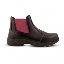 Rebel Thuli Chelsea Black Boots