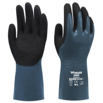 Rebel Wonder Grip Heavy Duty Oil Guard Gloves