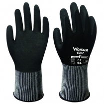 Rebel Wonder Grip Oil Gloves