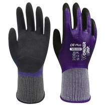Rebel Wonder Grip Oil Plus Gloves