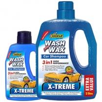 Shield Xtreme Wash Wax Shampoo