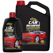 Shield Car Shampoo & Conditioner