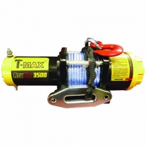 T-Max Synthetic Rope Winch