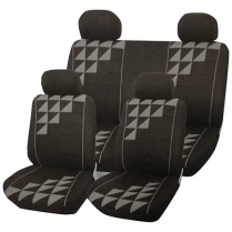 Triangle Seat Covers 10 Piece