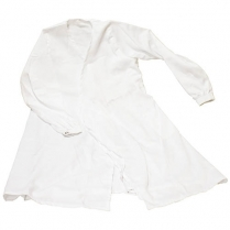 Wrap Overs Long Sleeved White