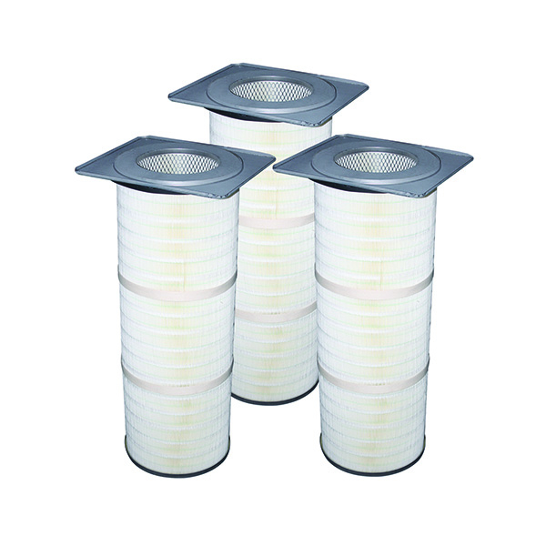 85/15 Polyester Dust Collector Filter Cartridge