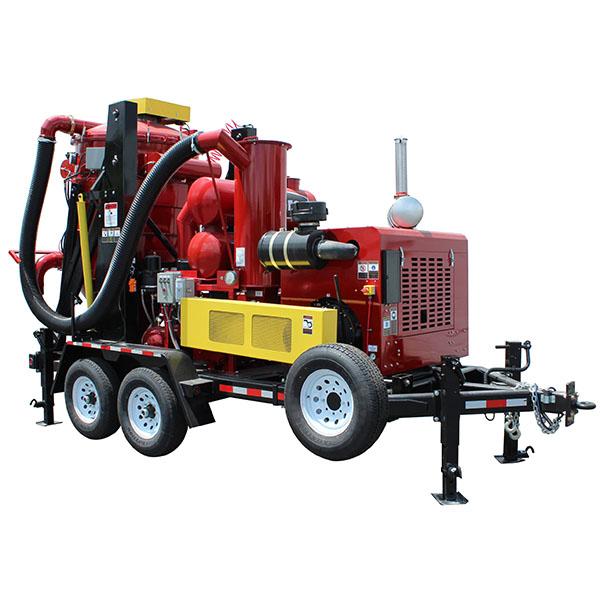 15T Abrasive Vacuum, Tier 4