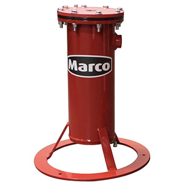 Marco 286 Airline Filter, No Regulator