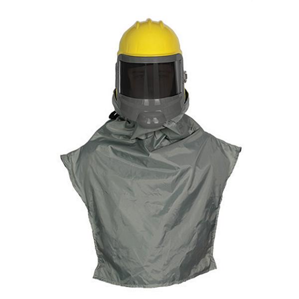 "Bullard GenVX Helmet, 28"" Cape, AC1000"