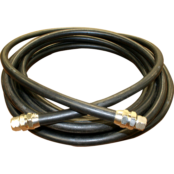 Hose:Fluid;1/2in;Cpld;50ft