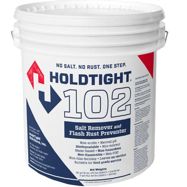 Holdtight 102 Rust Inhibitor, 5 Gallon Bucket