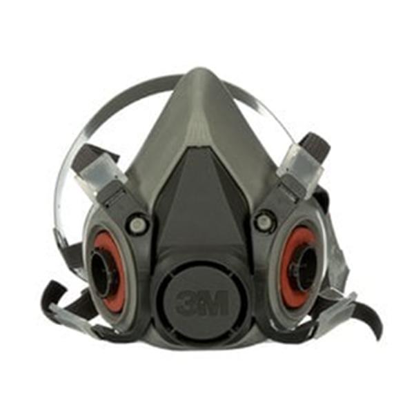 3M 6200 Half Face Respirators