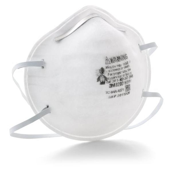 3M 8200 Series Particulate Respirator