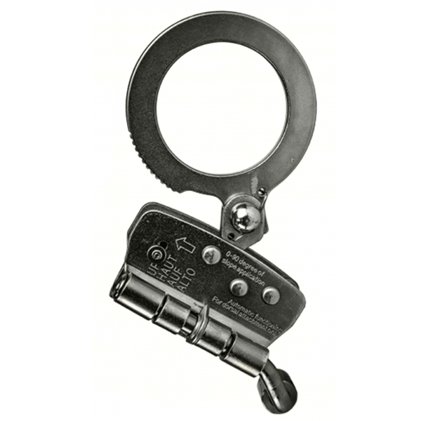 """Web Devices Rope Grab, 5/8"""", Stainless Steel"""