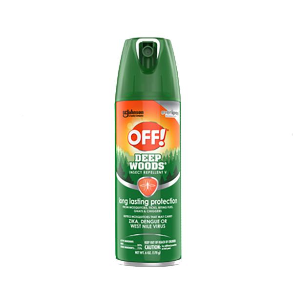 Off Deep Woods Bug Spray 6 oz