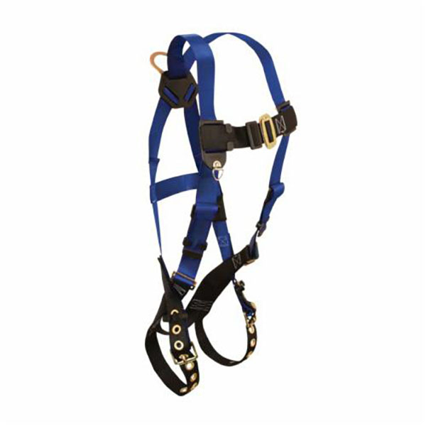 Falltech 7016 Contractor, Harness, Universal Size, D-Ring Back