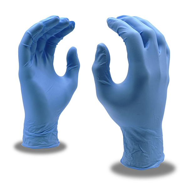 Gloves Nitrile Glove 100/Box S