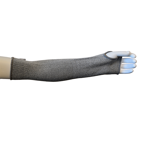 """Cordova Safety Monarch™ 18"""" Arm Sleeve with Thumb Slot, A4 Cut Level"""