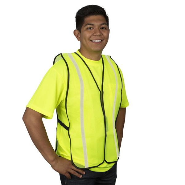 Safety Vest, Lime, One Size