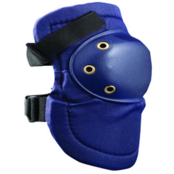 OccuNomix Knee Pads, 125, Hard Plastic Cap, Blue