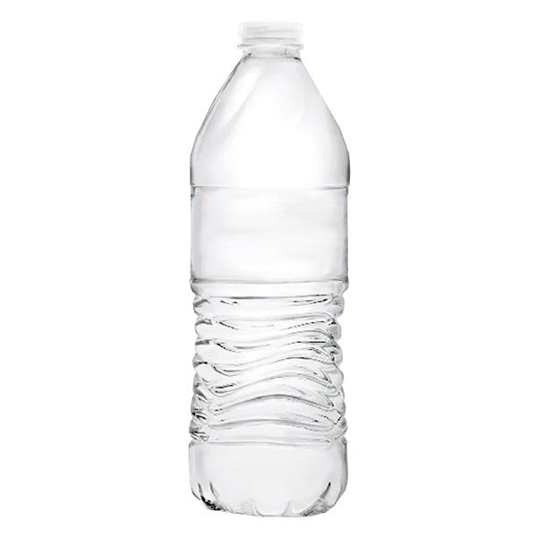 Water Bottle, 16.9 oz , 24/Case