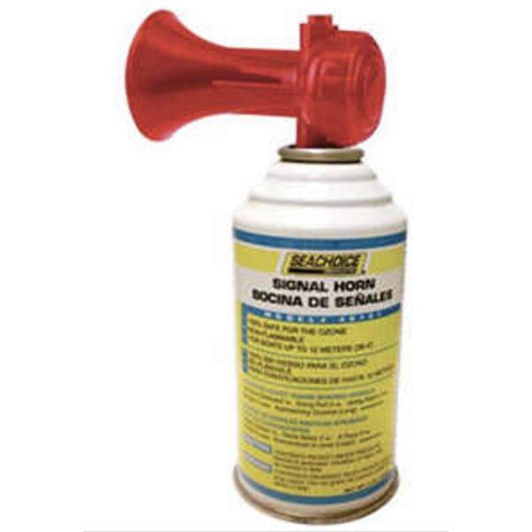 Safety Watch Air Horn, 8 oz