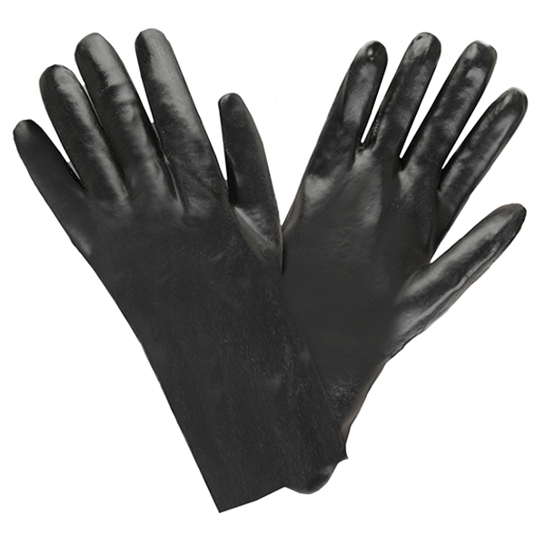 Cordova Gloves, 5012S, SZ L, PVC, Smooth Finish, Supported