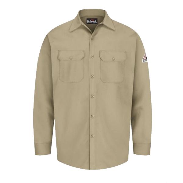 Excel FR® Work Shirt, 2X-Large, Khaki