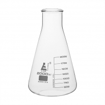 Erlenmeyer Flask, Wide Mouth - Glass