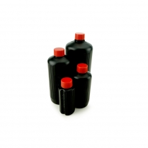 Bottle, Sample, Black Poison - HDPE