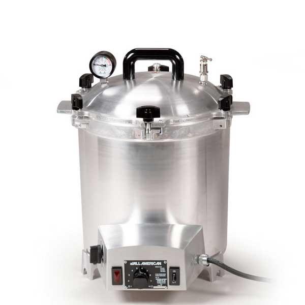Autoclave Steam Electric 24lt Westlab