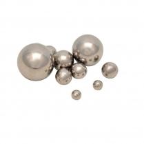 Balls, Steel, 20x12.7mmD,  20x16mmD,  20x19mmD