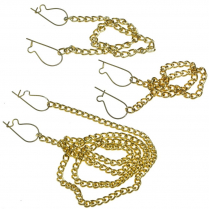 Circular Motion Kit, Set of 3 Chains and 6 Catches