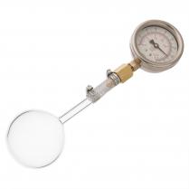 Jolly's Bulb & Gauge, Mechanical Pressure