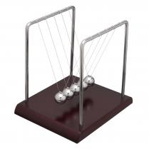 Economy Collision Balls (Newtons Cradle)