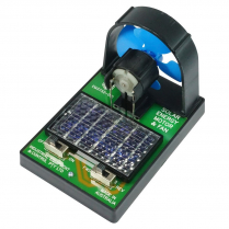 Solar Energy Motor, with Fan, Cell + Rev Switch