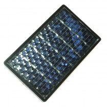 Solar Panel, Small, 300mA used on solar Fan