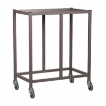 Double Column Trolley 850mmH, Frame Only