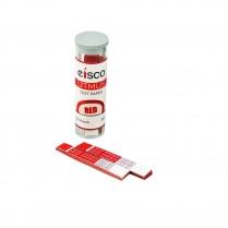 Litmus Test Strips, Red