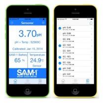 SAM-1 pH/Temp Kit - SAM1-2900