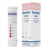 Test Strips Quantofix, Nitrite, 0-1-5-10-20-40-80mg/L