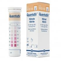 Test Strips Quantofix, Nitrate/Nitrite, 0-10-25-50-100-250-500 NO3