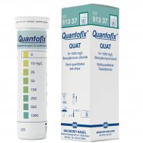 Test Strips Quantofix, Quat 0-1000mg/L