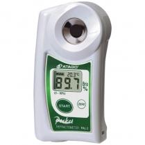 PAL-3 Digital Refractometer - Brix 0.0 to 93.0 % Basic