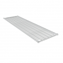 Stainless Steel Wire Shelving 455 x 1525 (5 shelves)