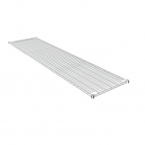 Stainless Steel Wire Shelving 455 x 1825 (5 shelves)