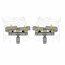 Westlab Ergoflex Lab Stool with High Backrest